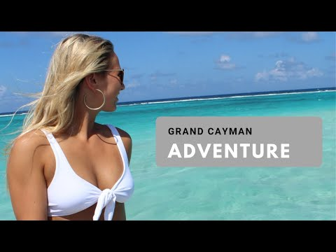 Cayman Island Adventure 4K