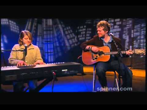 Glen Hansard & Marketa Irglova- Falling Slowly @ Interface