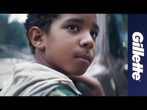 Val Santos - VAL: Gillette Takes On Bullying & Toxic Masculinity In New Ad!