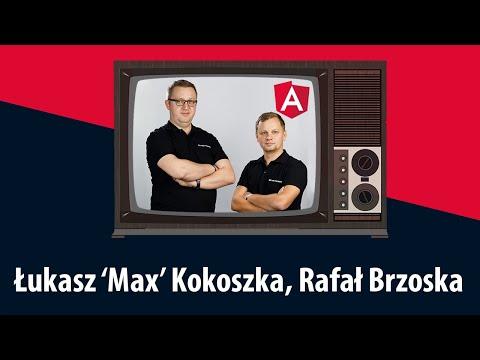 Magic Dust in your apps? Configurable frontend...  Łukasz 'Max' Kokoszka, Rafał Brzoska