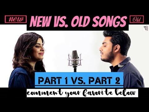 (New Vs. Old Songs) Part 1 Vs. Part 2    Ft. Raj Barman , Deepshikha    HD    Music Addiction