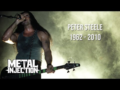 Remembering Peter Steele of TYPE O NEGATIVE 10 Years Later | Metal Injection