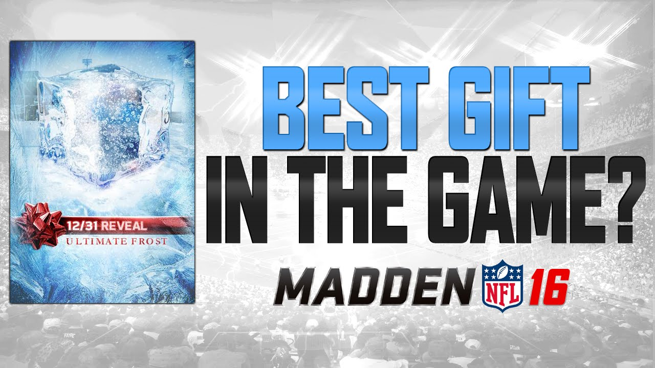 Best Gift In The Game? - Making MILLIONS OF COINS! - Madden 16 ...