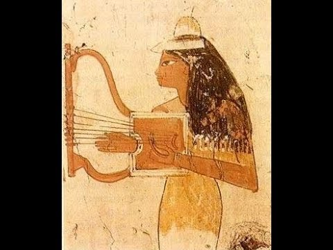 The Ancient Egyptian Lyre - Recreated!