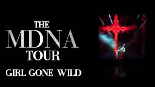 Girl Gone Wild (The MDNA Tour Studio Version)