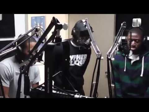 Cypher Clique live at Delaware Public Media's studio, Part 1 of 2