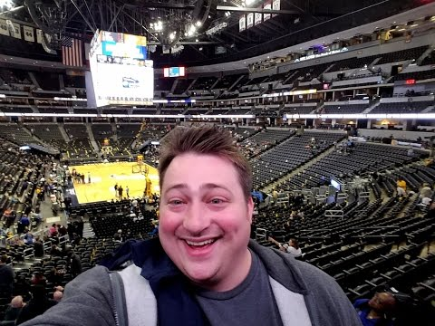 Denver Nuggets Game Pepsi Center 2017