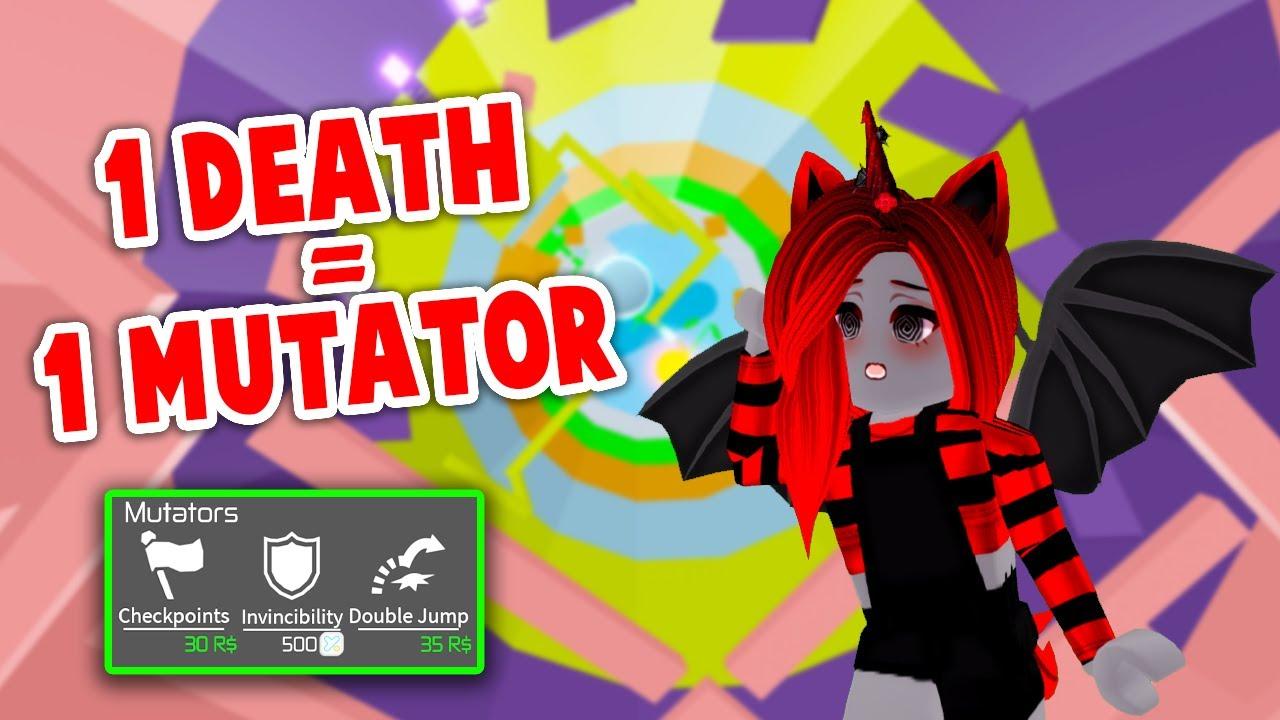 If You FAIL You ADD A GOOD MUTATOR In Tower Of Hell! (Roblox)