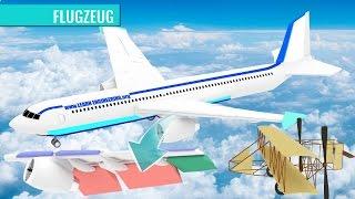 Warum Fliegen Flugzeuge ?