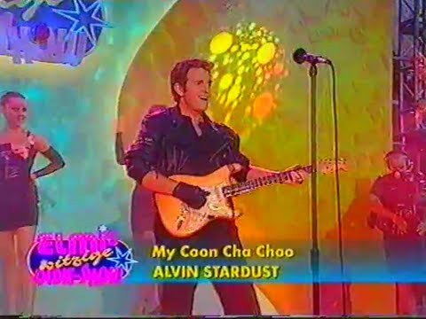 "Alvin Stardust ""My Coo Ca Choo"""