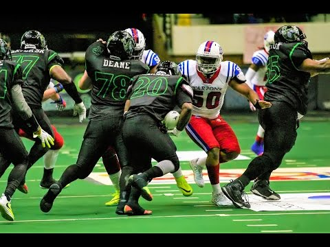Richmond Roughriders (5-0) vs. Florida Tarpons (5-1) Highlight Video