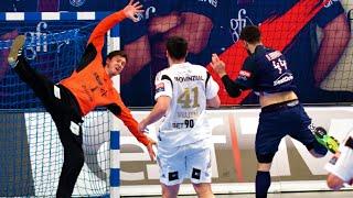 Handball Goalkeeper Saves Compilation | 2018
