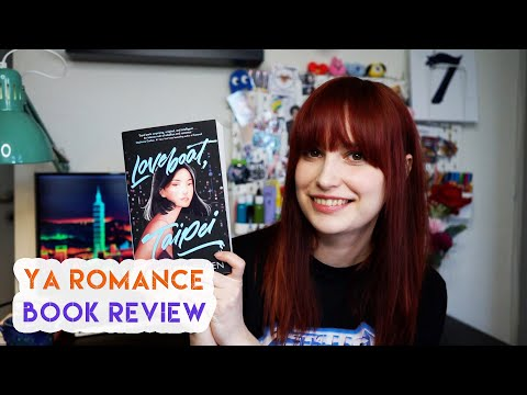 Loveboat, Taipei // YA Contemporary Romance Book Review
