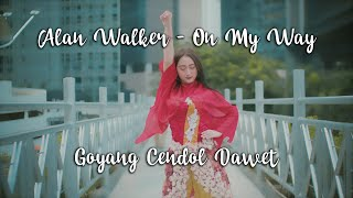 Download Alan Walker - On My Way versi Cendol Dawet .feat Sandrina Mazayya