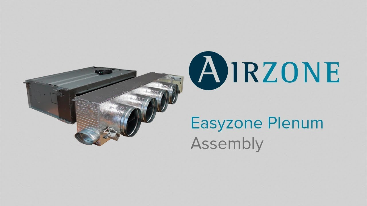Easyzone Plenum Assembly Youtube