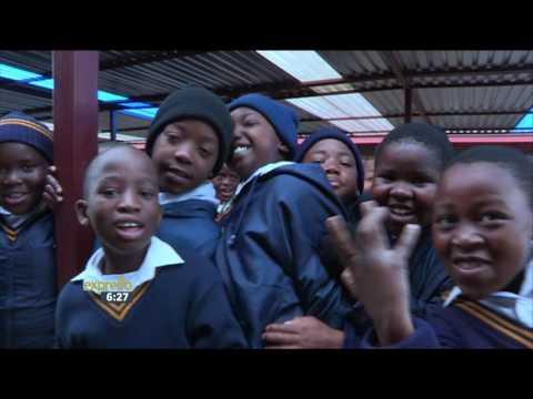 GSK – Soweto School Handover (11 July 2016)