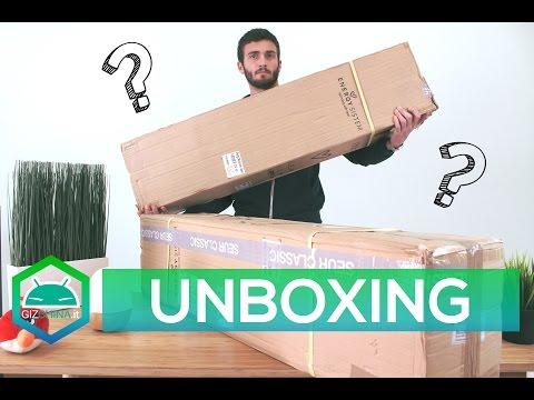 """UNBOXING - """"Pompo nelle casse""""!"""