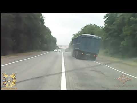 Автоинспекторы спасли водителя грузовика без тормозов на Ставрополье