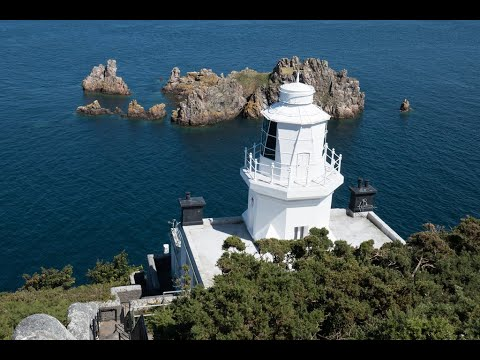 Lighthouses Of The Channel Islands,  Sark Lighthouse  1992