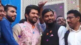 Vijay Devarakonda launches Malabar Jewellery Showroom in Warangal 2018