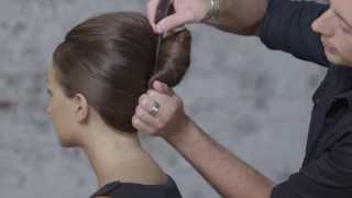Прическа Ракушка, как сделать?(Качественная косметика для волос, необходимые инструменты и аксессуары для создания причесок, уход за..., 2013-04-24T06:16:20.000Z)