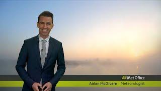 Wednesday mid-morning forecast 23/10/19