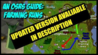 OSRS Guides - An Introduction To Farming Runs thumbnail