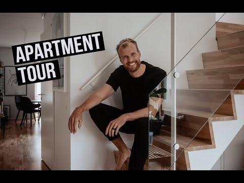 APARTMENT TOUR | The full tour of my Copenhagen home