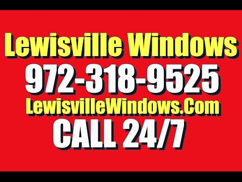 Replacement Windows Lewisville