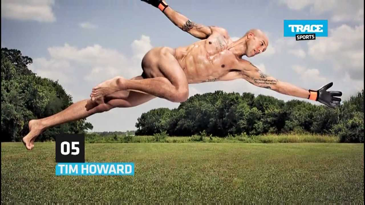 Naked Men Athletes 89