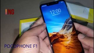 XIAOMI POCOPHONE F1 IN 2019| UNBOXING AND REVIEW (Cheapest Flagship Phone)