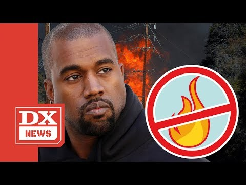 News Around The Lone Star State - KIM & KANYE hired private firefighters and saved the neighborhood