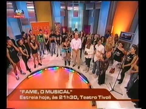 Elenco Musical FAME - Contacto ( SIC )