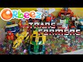 ORBEEZ Transformers Collection Surprise Rescue Bots Bumble Bee, Optimus Prime, Heatwave and more