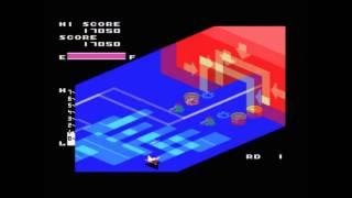 Zaxxon MSX 60 Hz