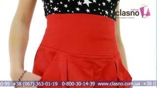 видео Красная юбка-карандаш с кружевом: кому она подойдет?
