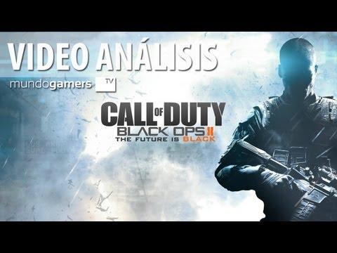 Vídeo Análisis - CALL OF DUTY BLACK OPS II - Español HD