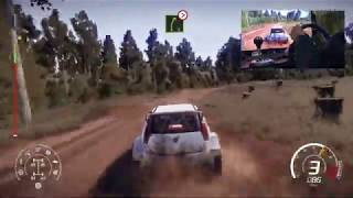 WRC 8 Proton Iriz R5 Rally Chile/ ThrustMaster T150 PRO +TH8A Gear Shifter
