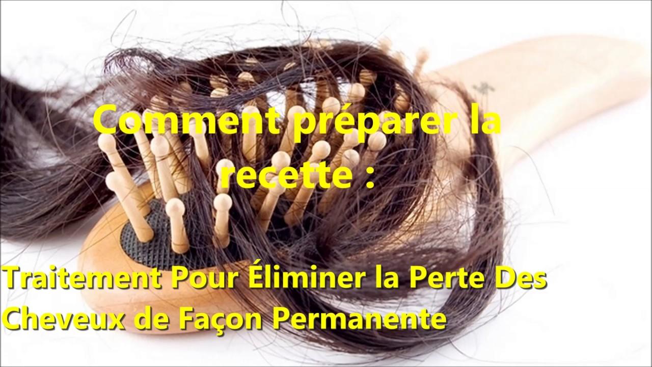 Traitement homeopathique contre la chute de cheveux