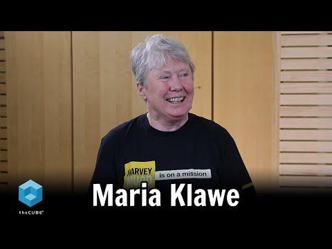 Maria Klawe, Harvey Mudd College | WiDS 2018