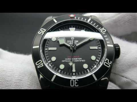 "DavidSW ""On Today's Wrist"" - Tudor Heritage Black Bay Dark"