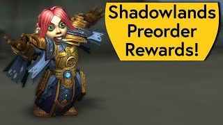 Are The Shadowlands Preorder Rewards Worth It? Editions, Value And Bonuses