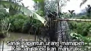 Lagu Daerah, Batang Sinuruik Mp3
