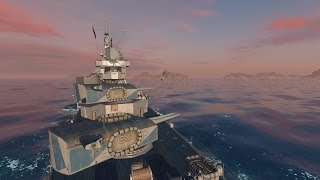 World of Warships: Pensacola - Tipping the Odds