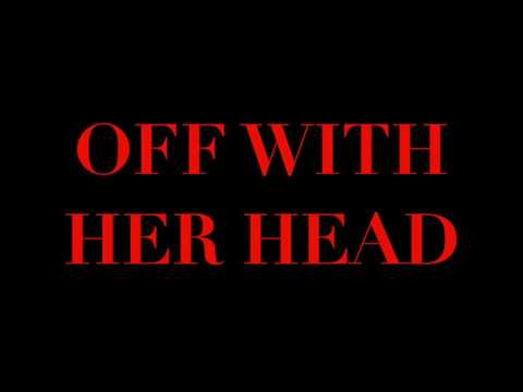 Ghost Town - Off With Her Head (lyrics)