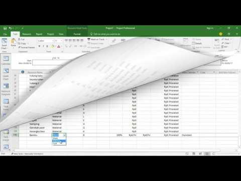 Video Cara Membuat Kurva S Di Excel 2010