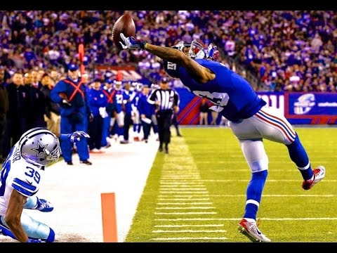 "Odell Beckham Jr. Mix - ""No Option"""