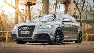 THIS 700 BHP *MONSTER* RS3 HITS 210MPH!