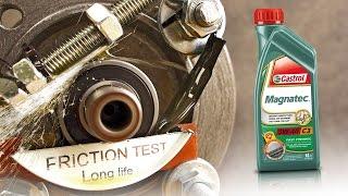 Castrol Magnatec 5W40 Jak skutecznie olej chroni silnik?