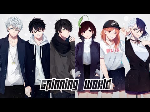 【hexatone】 Spinning World